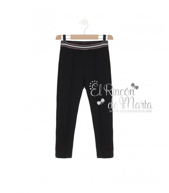 Pantalón Negro Legging