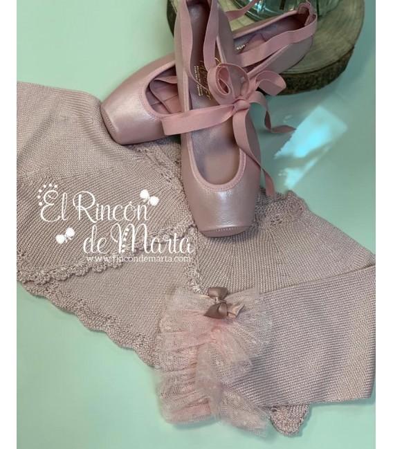 Bailarina Piel Rosa Nude