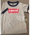 Camiseta Niño Gris Colección Verano 2021 de Levi's